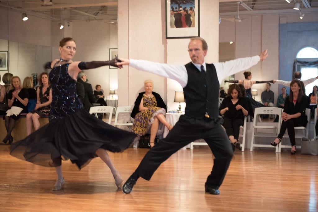 Darren & Jennifer Cuik - Tango